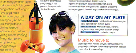 CLEO mags
