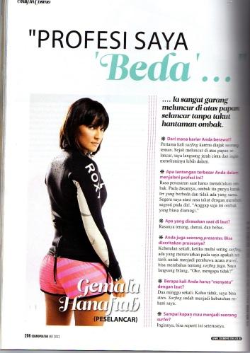 Cosmopolitan May 2012