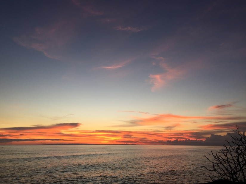 Surfing Balian –Bali