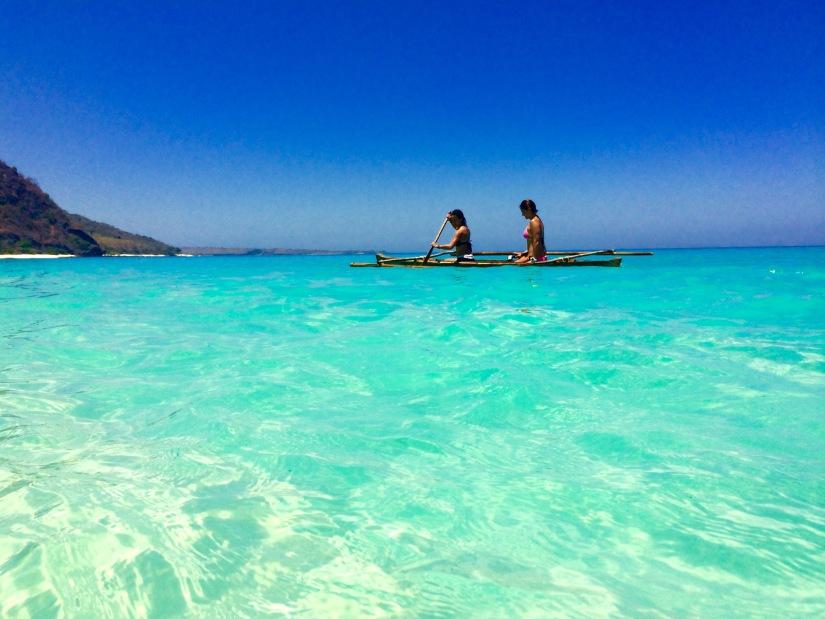 Beautiful Ling Al beach –Alor
