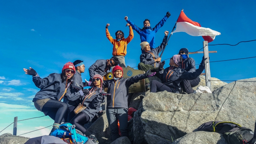 Trekking Kinabalu – Tips summit attack